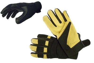 Daxx Premium USA Deerskin All-Purpose Gloves