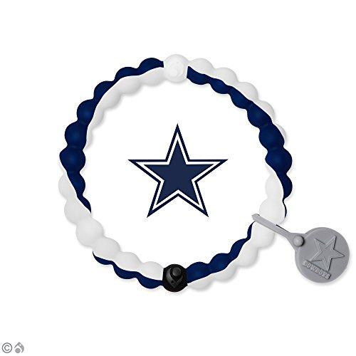 NFL Collection Bracelet, Dallas Cowboys, Size Large (7