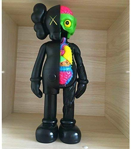 Prototype KAWS Model Art Toys Dissected Action Figure Collectible Model Toy Home Decoration Gift for Family Friends