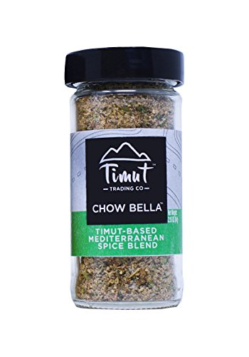 Spice Blends with Himalayan Pink Salt and Timut Pepper - Vegan, Keto-friendly, Great on Chicken, Steak, and Popcorn (Chow Bella)