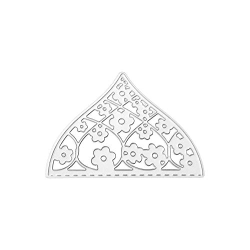 Cutting Dies,IHGTZS Independence Day DIY Die-Cut New Metal Stencils Album Paper Card circle template Metal Die-Cut Stencils For DIY Scrapbooking Photo Album Paper Card Gift