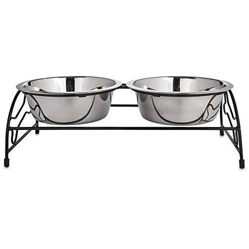 Harmony Stainless Steel Double Diner, 7 Cups, 5 FZ