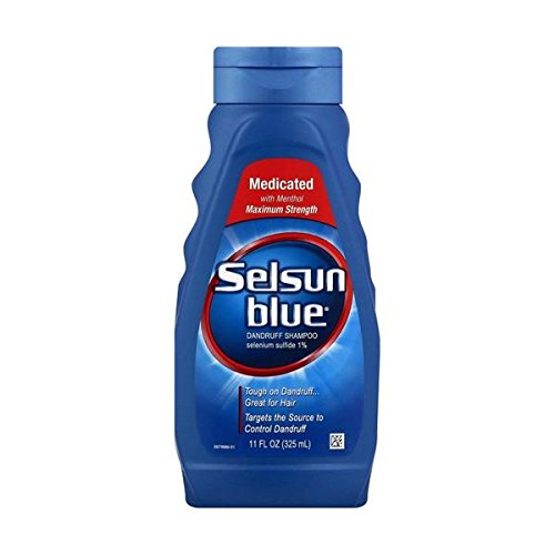 McKesson Selsun Blue Shampoo Medium Treatment 11 Oz - Model 2136273 ()