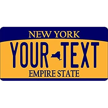amazon com license plate art map of the united states metal sign