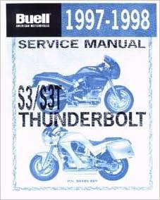 /> 97 BUELL Thunderbolt s3//s3t service manual
