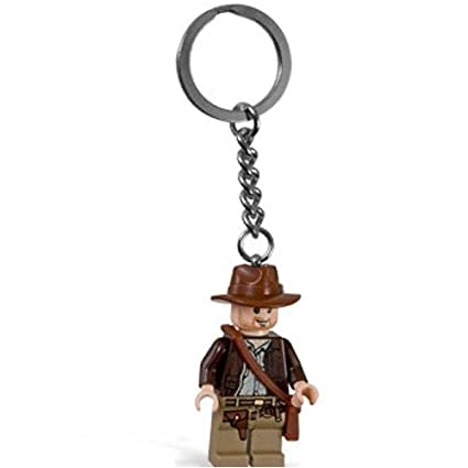 Amazon.com: LEGO Indiana Jones Key Chain: Toys & Games