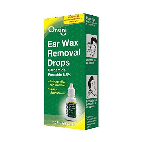 Amazon.com: Squip Kyrosol-Ear Wax Removal Kit: Health ... Ear Wax Removal Drops