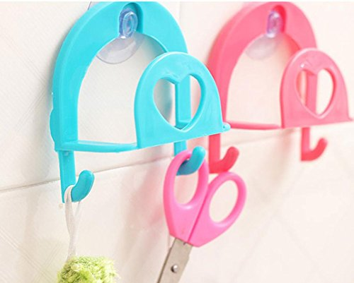 Clearance Sale!DEESEE(TM)Cute Sponge Holder Suction Cup Convenient Home Kitchen Holder Tools Gadget Decor (Pillows Ebay Couch)