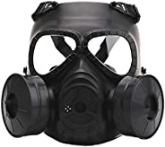 Airsoft Mask Tactical Military Headgear Outdoor Sport CS Protective Paintball Eye Protection Gas Mask …