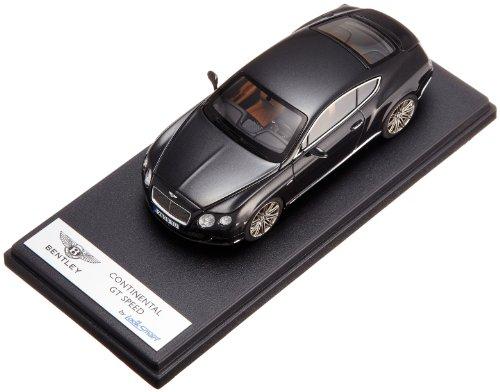 1/43 NEW ベントレー コンチネンタル GT スピード (チタングレー) LSBT02D