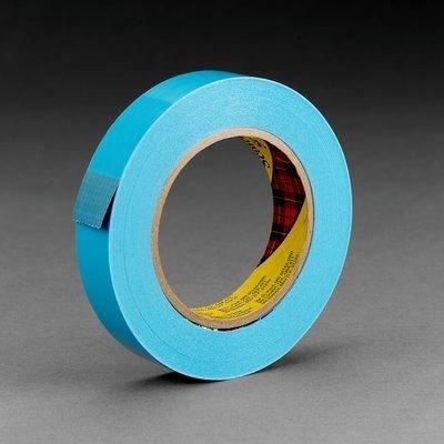 スコッチ( R ) Strappingテープ8898ブルーKut、1ケース96 mm x 55 m、12ロール  B000SPP3M2