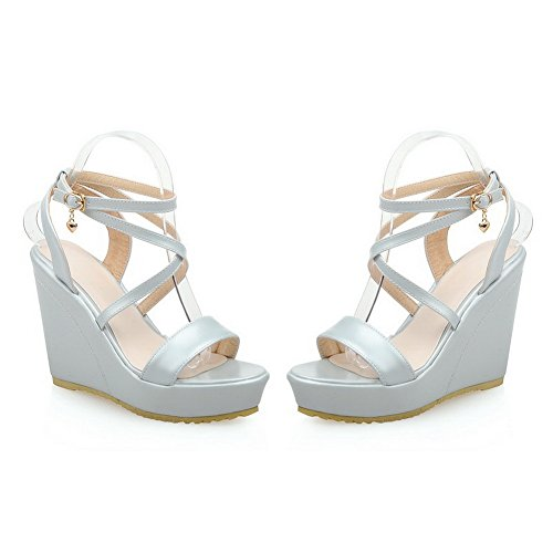 Metalornament Girls Material Soft Toe Sandals LightBlue 1TO9 Open q87OaWat