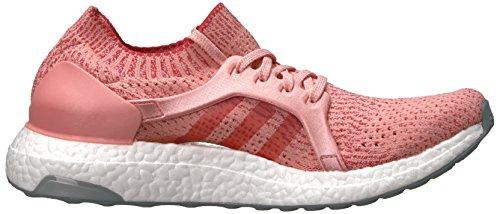 Adidas Performance Donna Ultraboost X Traccia Rosa / Rosa Traccia / Rosso Tattile