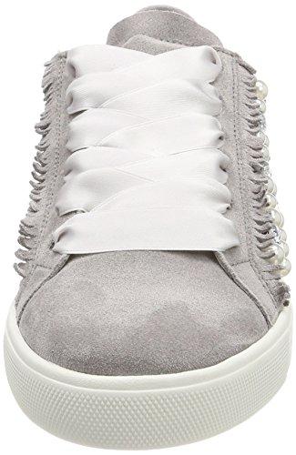 Gris Chenil Et Manufacture alu Femmes Les Des De De Unique Blanc La Ville Perle Formateurs Schmenger Chaussures rr7wdvxp
