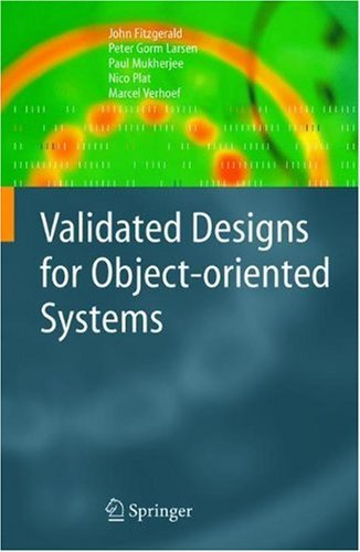 Download Validated Designs for Object-oriented Systems Pdf