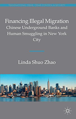 Financing Illegal Migration: Chinese Underground Banks and Human Smuggling in New York City (Transnational Crime, Crime Control and Security)
