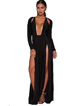 JIALE3536 Vestido Fiesta Mujer,De Fiesta Partido De La Mujer Vestido De Playa ,S