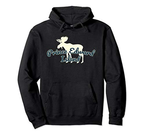 Prince Edward Island Moose product - Souvenir or Gift Pullover Hoodie