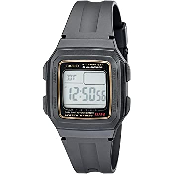 Amazon.com: Casio Men's W96H-1AV Sport Watch with Black Band: Casio: Watches