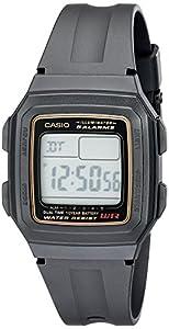 amazoncom casio mens fwa  multi function alarm sports  casio watches