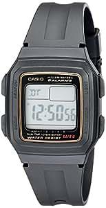 Amazon.com: Casio Men's F201WA-9A Multi-Function Alarm Sports Watch: Casio: Watches