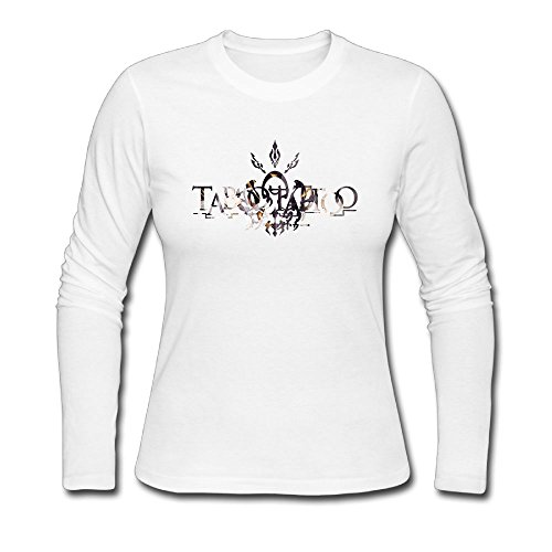 CZHYMY Women's Taboo Tattoo T Shirt