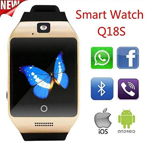 Amazon.com: FAIYIWO Bluetooth Smart Apro Watchs Fashion ...