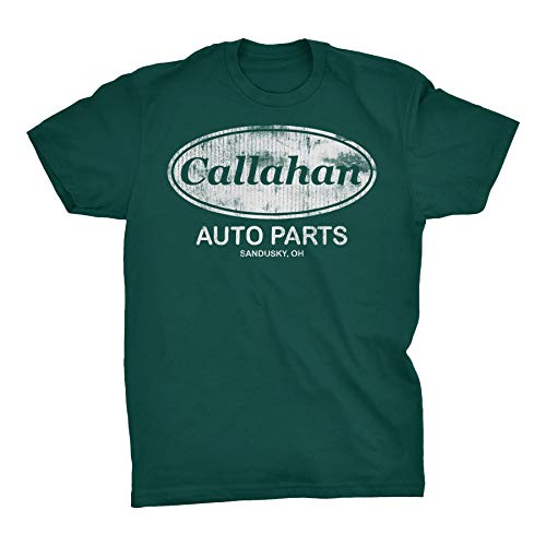 Vintage Funny T-shirt - Callahan Auto Parts
