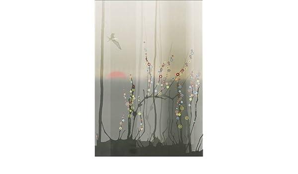Posterlounge Cuadro de Aluminio 70 x 90 cm: Magic Forest de Amy and Kurt: Amy and Kurt: Amazon.es: Hogar