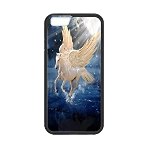 """AinsleyRomo Phone Case Pegasus and Unicorn pattern case For Apple Iphone 6,4.7"""" screen Cases FSQF481885"""