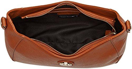 Christian Lacroix Gador 3 - Shoppers y bolsos de hombro Mujer Marrón (Cognac)