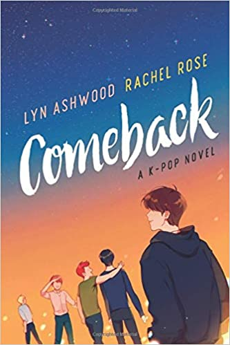 Image result for comeback a kpop novel