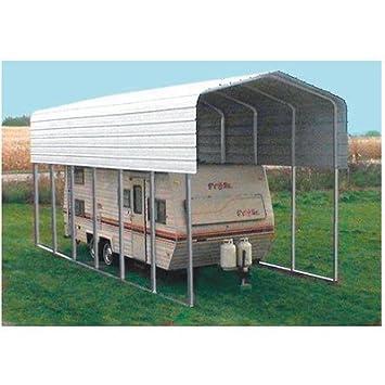VersaTube RV Storage Shelter - 38ft.L x 12ft.W x 12 1/  sc 1 st  Amazon.com & Amazon.com: VersaTube RV Storage Shelter - 38ft.L x 12ft.W x 12 1 ...