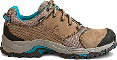 786ed9158dc La Sportiva FC ECO 2.0 GTX Hiking Shoe - Women s Brown Sea Blue 40.5