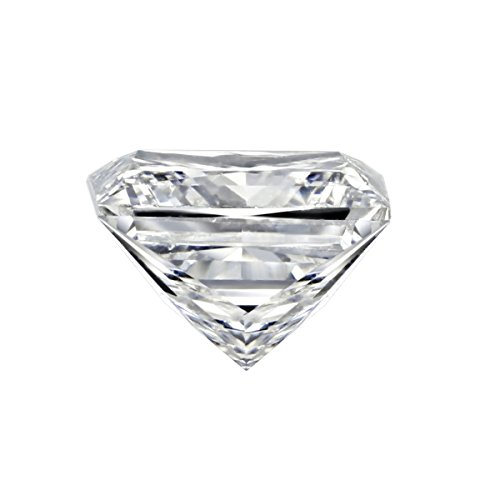 GIA Certified Princess-Cut Natural Loose Diamond (1 - 2 Carat)