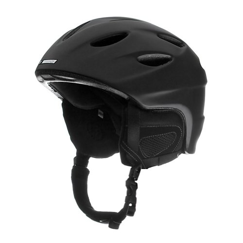 Giro G9 2009 Snow Helmet (Matte Black, Small), Outdoor Stuffs