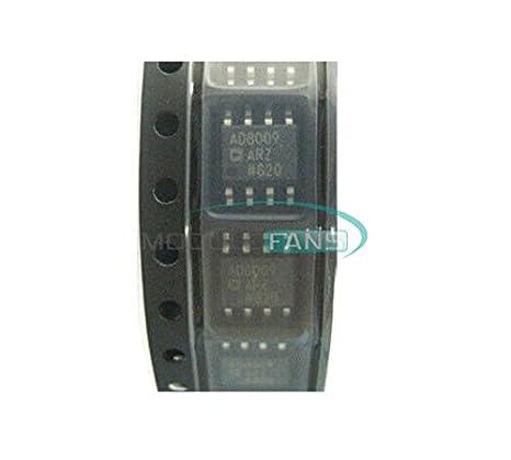 5PCS AD8009ARZ AD8009 AD8009AR AD IC OPAMP CF LDIST 175MA SOP-8 top