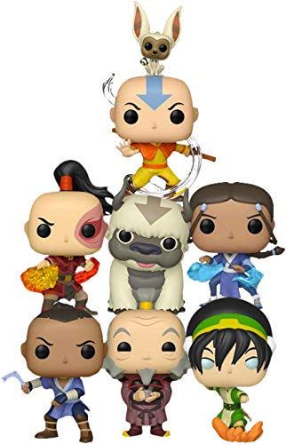 Funko Avatar Last Airbender 7pc 3.75