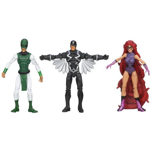 Marvel Universe The Inhumans Action Figure by Hasbro