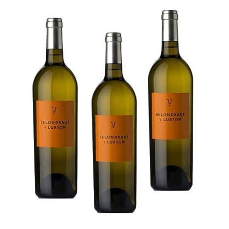 Belondrade Y Lurton - Vino Blanco - 3 Botellas