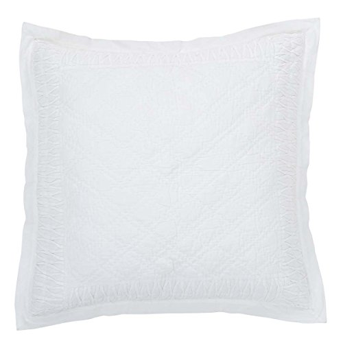 Quilted Pillow 3 Euro Shams - 5