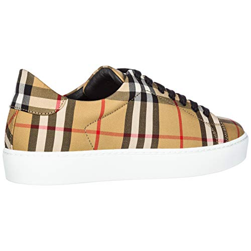 Westford Sneakers Chaussures Baskets Jaune Femme BURBERRY B1FY4q