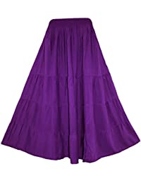Amazon.com: Purple - Skirts / Clothing: Clothing, Shoes & Jewelry