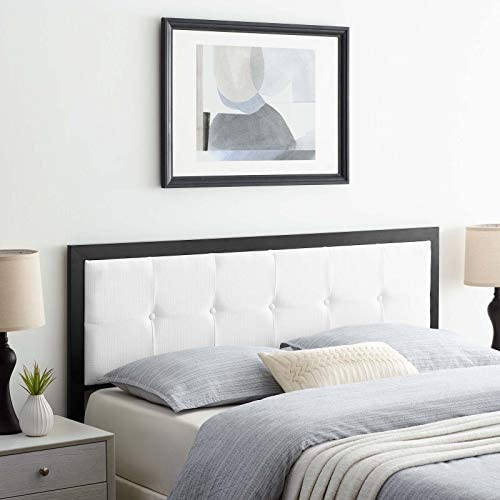 Modway Teagan Tufted Fabric King Headboard