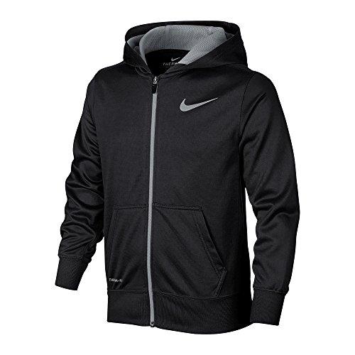 Boys 8-20 Nike KO Therma-FIT Full-Zip Hoodie