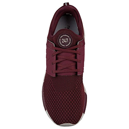 New Balance Mens Mrl247wo Burgundy