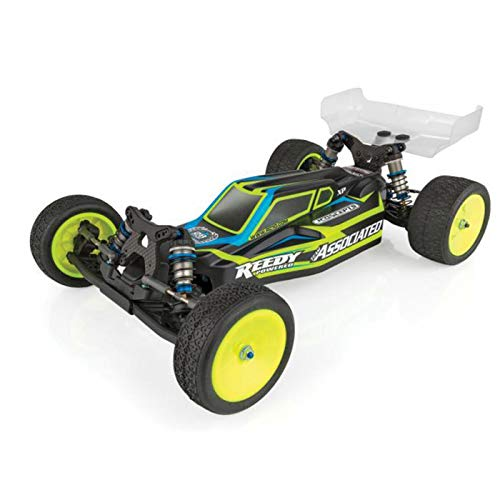 Team Associated 90021 RC10B6.1D Team Edition Off Road Buggy Kit, 1/10 Scale, 2WD, Electric (Buggy Rc Kit Electric)