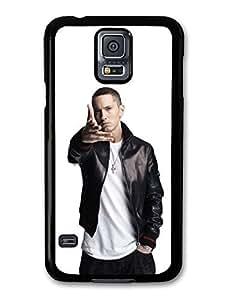 Eminem Hand Portrait Hip Hop Rapper case for Samsung Galaxy S5 A5011