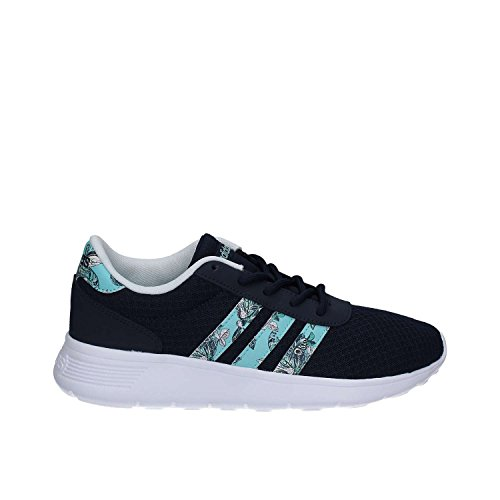 adidas Lite Racer W, Sneaker a Collo Basso Donna, Blu (Maruni/Agucla/Ftwbla), 38 EU
