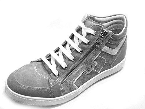 Nero Giardini Junior  Art P433210m, Mädchen Sneaker CENERE-GRIGIO